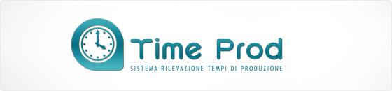 Time Prod – Sistema Rilevazione Tempi di Produzione
